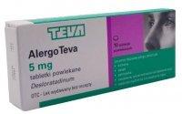 tabletki na alergię